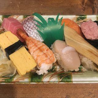 寿司盛り テイクアウト(げんき鮨)