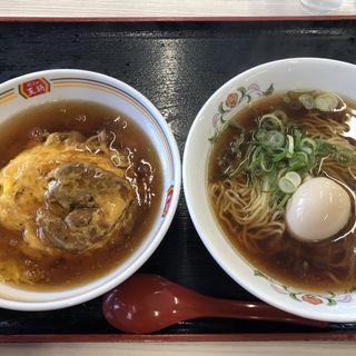 サービスランチ(餃子の王将 春日店)