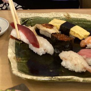 冬の寿司盛り合わせ(築地寿司清 伊勢丹京都店 )