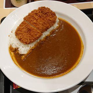 ロースかつカレー(松屋 武蔵小杉店 )