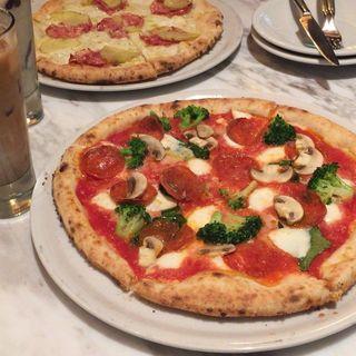(800ディグリーズ ナポリタン ピッツェリア (800DEGREES neapolitan pizzeria))