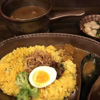 ビーフカレー(ビストロ 喜楽亭 (ビストロキラクテイ))