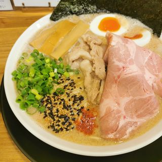初代特製さくらラーメン(麺屋さくら )