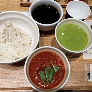 スープストックセット(スープストックトーキョー ルミネ新宿店 (Soup Stock Tokyo))