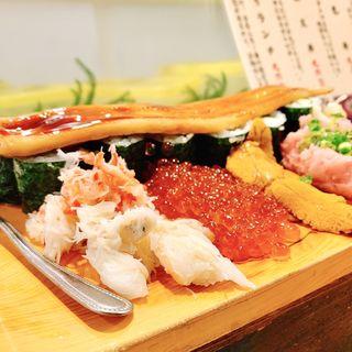 のっけ盛り(魚がし料理 玄海寿司 本店)