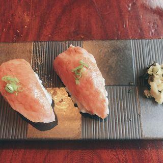肉寿司(もつ吉 渋谷店)