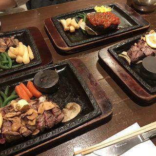 サーロインステーキ(わかき )