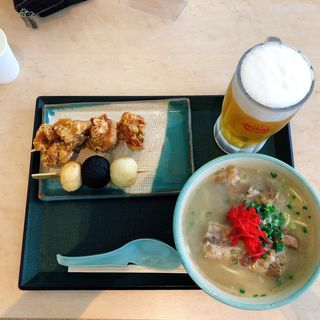 ソーキそば(やいま村 石垣空港店)