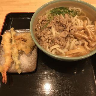 肉うどん(おにやんま 渋谷パルコ店)
