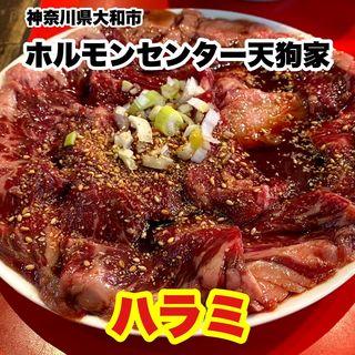 ハラミ(ホルモンセンター天狗家 アスロード店 )
