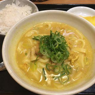 千吉カレーうどん(カレーうどん 千吉 表参道店)