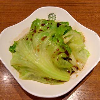 温野菜レタス