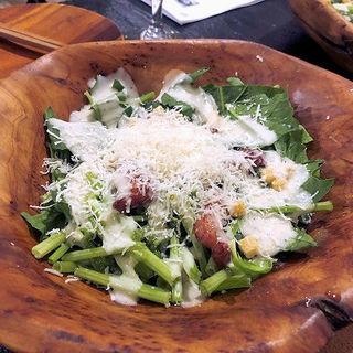 シーザーサラダ(肉バル KACCHAN (ニクバル カッチャン))