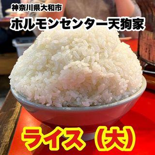 ライス(大)(ホルモンセンター天狗家 アスロード店 )