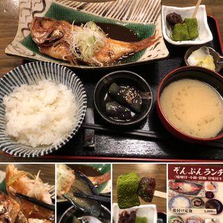 煮付け定食(ぞんぶん 新宿三丁目店 )