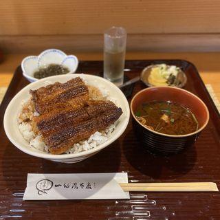 上うなぎ丼(一心屋本店 (いっしんやほんてん))