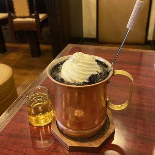アイスコーヒー(樹根巣珈琲専科 )