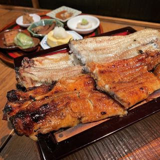鰻重 特々上 蒲焼・白焼き