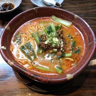 担々麺(龍坊 ロンファン)