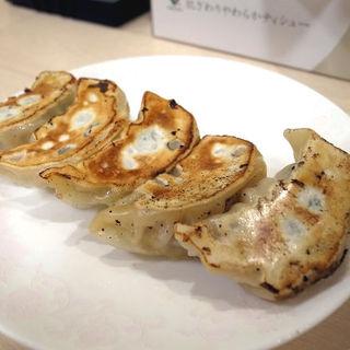 餃子(5コ)(定食や中華そば 代一元)