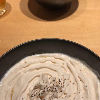 白いカレーうどん(初代 恵比寿店)