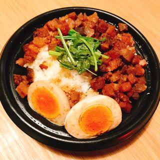 魯肉飯(點心飲茶酒館 祥門)