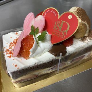 ケーキ(金盛堂)
