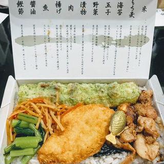 海苔弁(海苔弁 いちのや 靖国通り本店)