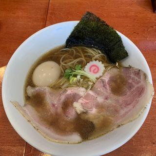 播州鶏醤油(宝麺 えびす丸)