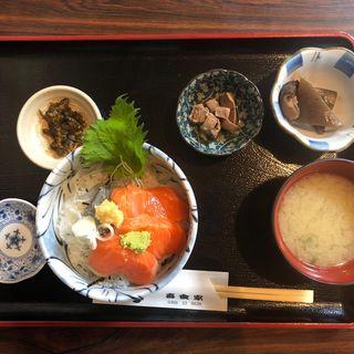 二色丼(喜食家)