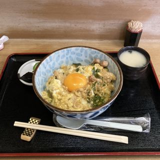 親子丼(とり新 (とりしん))