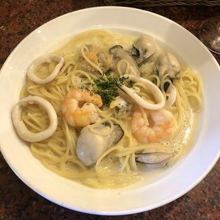牡蠣のクリームソース(タント (Tanto))