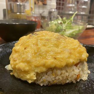 元祖オムチャーハン(オムちゃん食堂)