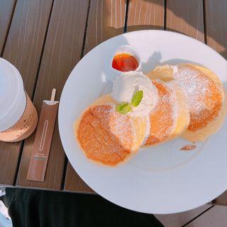 幸せのパンケーキ(幸せのパンケーキ 淡路島テラス)