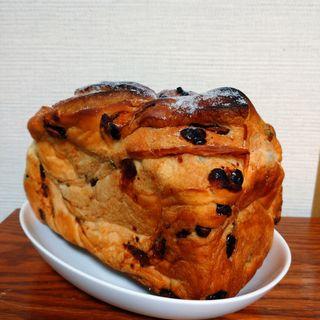 小倉バター食パン