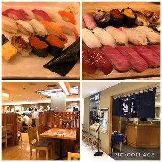 食べ放題(雛鮨 西銀座店 (ひなすし))