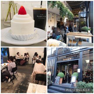 ショートケーキ(パリヤ 青山店 (PARIYA))