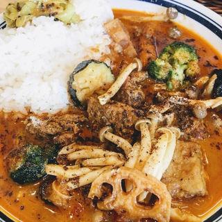 チキン野菜カレー(カレーライス専門店 ブラザー)