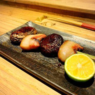 原始焼 原木椎茸(創和堂-sowado-)