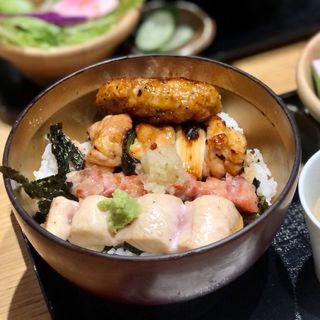 光國丼(鳥光國 上野店 )