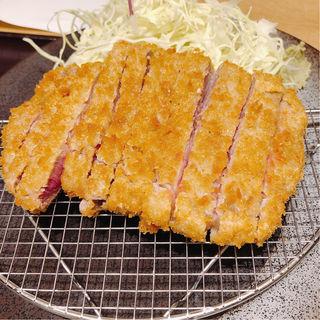 牛リブローズカツ膳(牛カツ専門店 京都勝牛 ヨドバシYokohama )