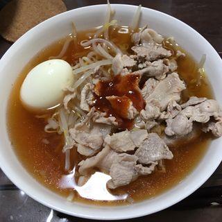 冷やしキムチ素麺