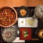 ひつまぶし(あつた蓬莱軒 松坂屋店)