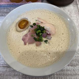 鶏白湯 しょうゆラーメン