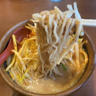 九州味噌の肉ネギらーめん