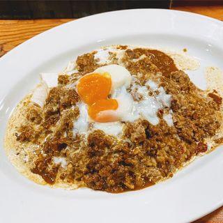 キーマカレー(さぼてん食堂 )