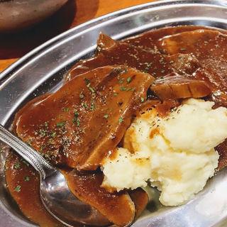 タンシチュー(牛タン いろ葉 )