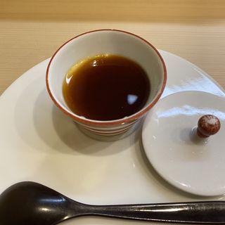 黒蜜プリン(鮨 島本 )