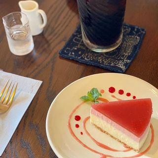 アイスコーヒー(氷入り)