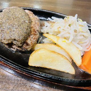 ハンバーグ(牛舎 (Gyu-sha))